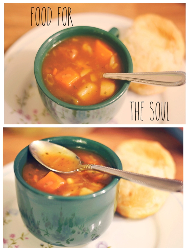 31 Stories~Food|Food for the Soul