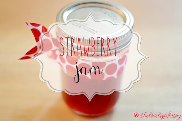 Strawberry-Jam-Recipe