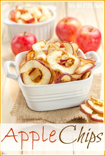 Apple-Chips-Recipe from We Do Fun Here
