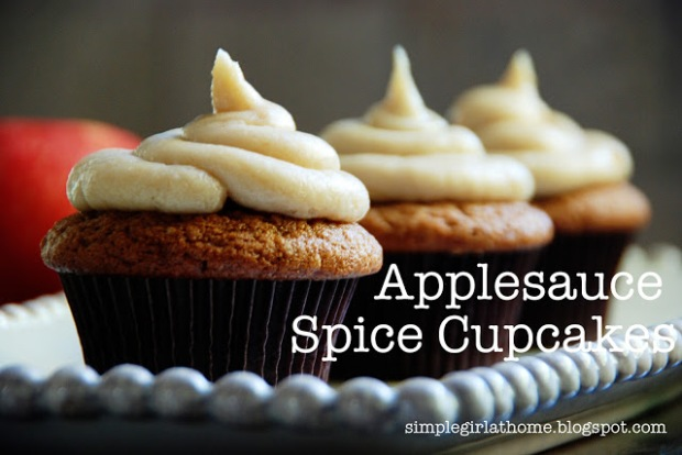 DSC_0538 Applesauce Cupcakes Text