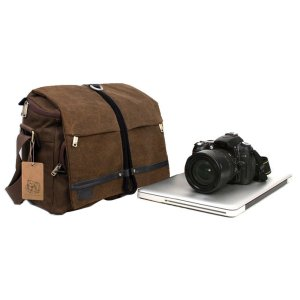 Derkang Waterproof Camera and Laptop Bag The Lovely Photog
