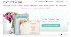 Invitation Box Cafe Press The Lovely Photog
